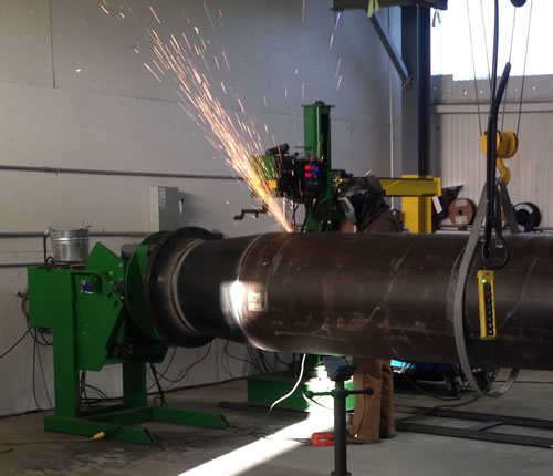 Industrial Pipe Fabrications & Welding Mojave CA